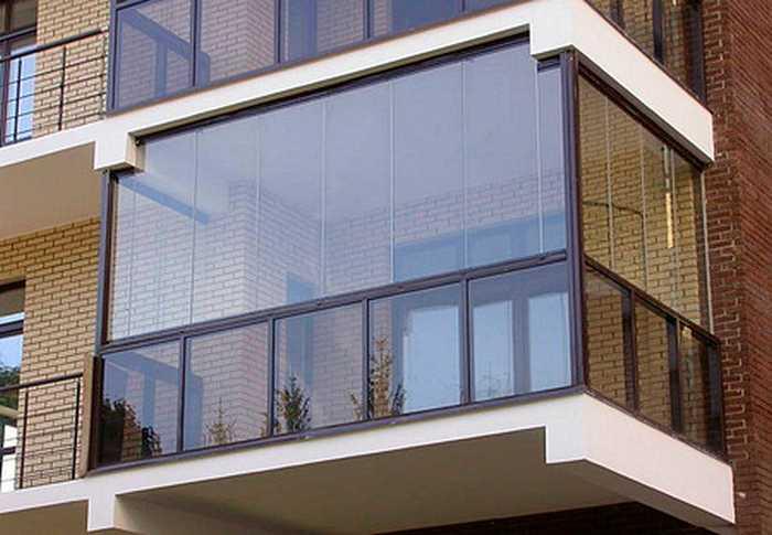 Безрамное остекление балкона в екатеринбурге - на портале bl.