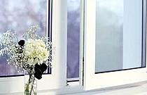 Как снять раму с пластикового окна
